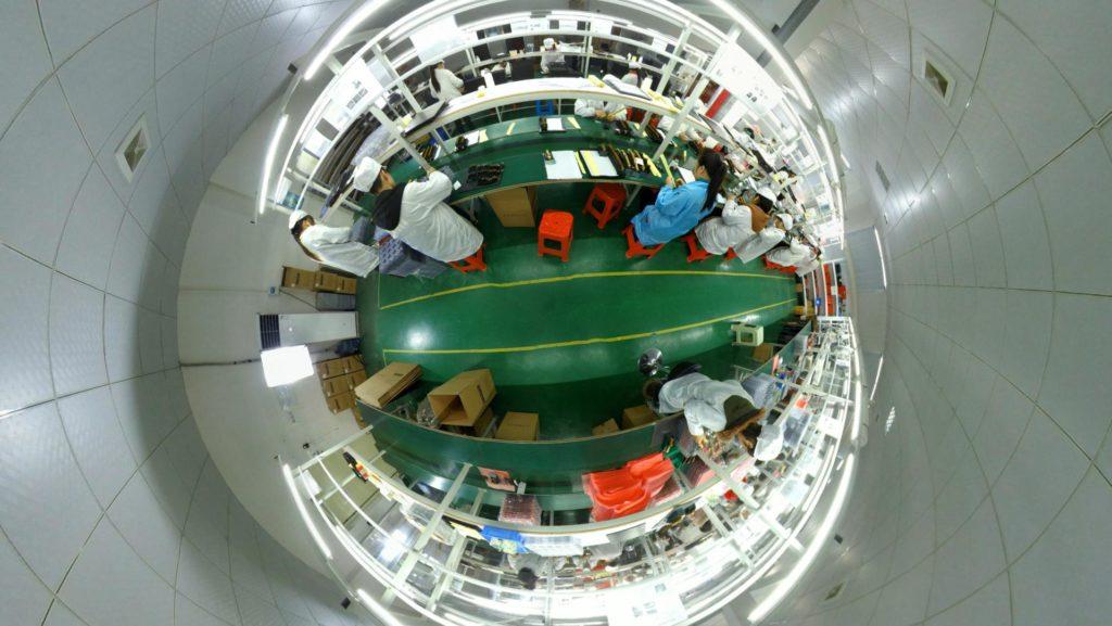 LCD COG Assembly Workshop VR Tour